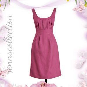 J CREW Cotton Cady Dress